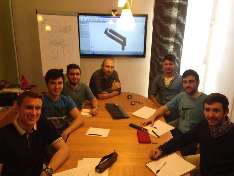 Solid Engineering collaborates on the 3rd edition of MotoStudent competition