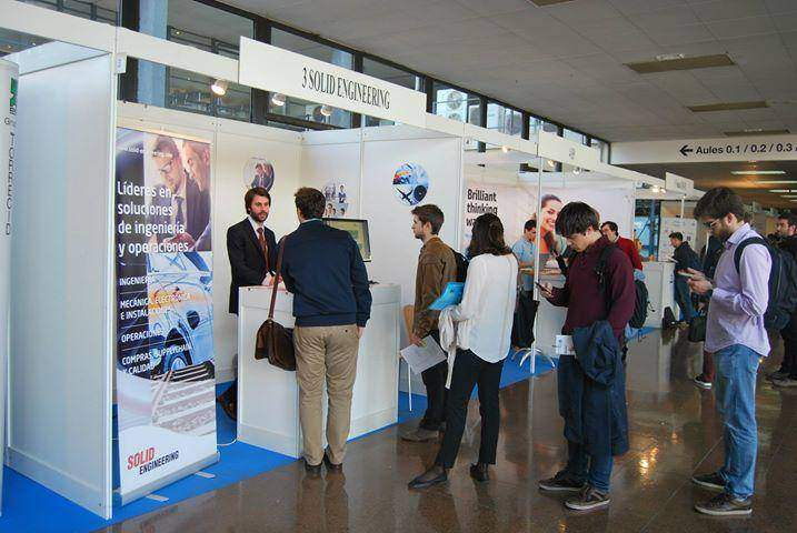 Solid Engineering asiste al 25º Forum ETSEIB