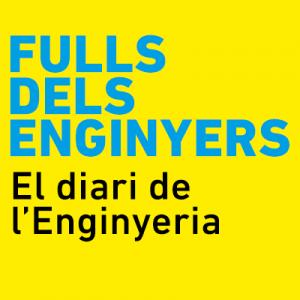 Logo revista full dels enginyers clipping prensa BETWEEN