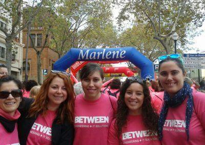 Carrera de la Dona Barcelona Betweeners