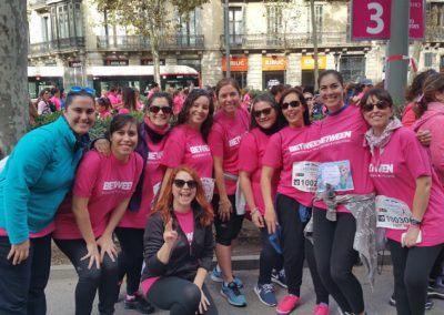 Carrera de la Mujer Betweeners Barcelona