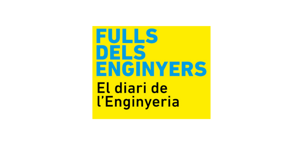 """The key to success is based on doing a good job, being perseverant and loving what you do"". Pau Guarro i Oliver for the magazine Fulls dels Enginyers"