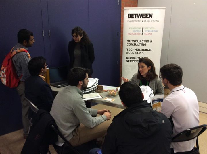 BETWEEN participa en la IV edición del Networking Talent Day
