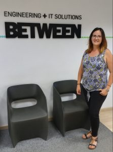 Elisabet Soler departamento laboral de Between