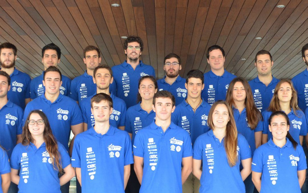 ETSEIB Motorsport best spanish team at Smart Motor Challenge
