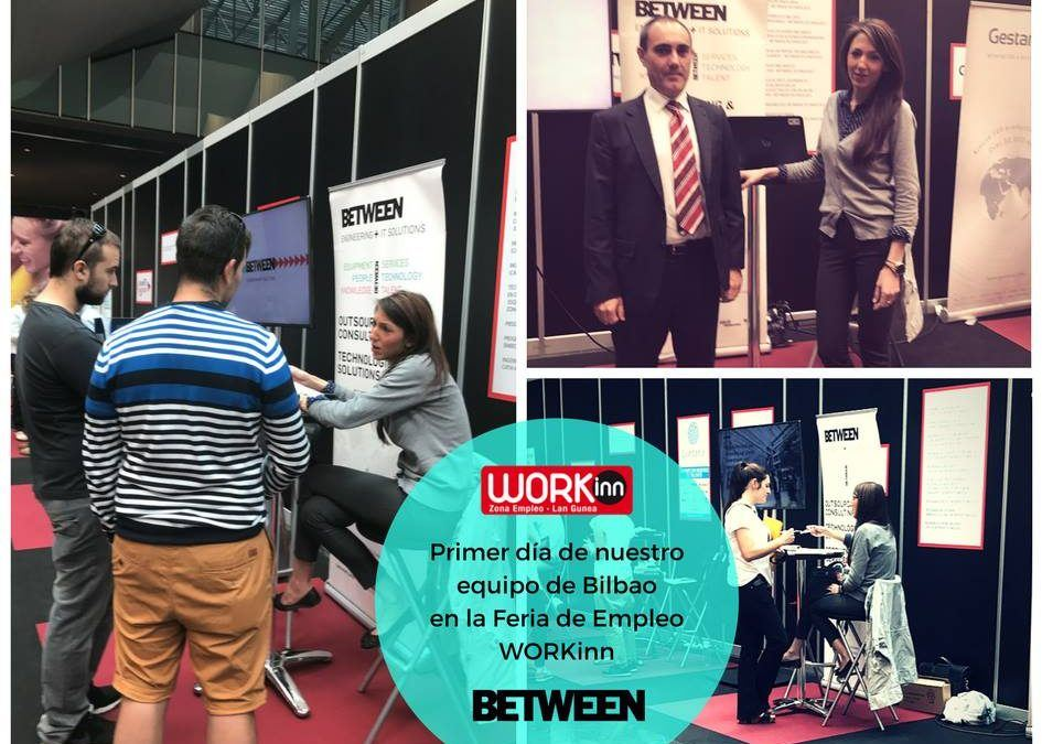 BETWEEN participa en el WORKinn 2017 de Bilbao, en el marco de la Industry Fest