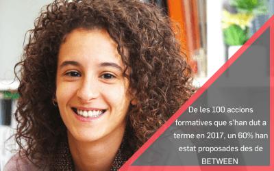 Coneix a la Marta Giménez i l'aposta per la formació en BETWEEN