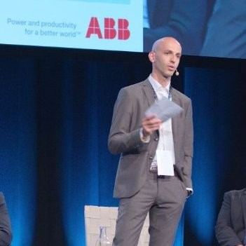 Toni Roda, Global Product Manager - Press Automation Solutions at ABB