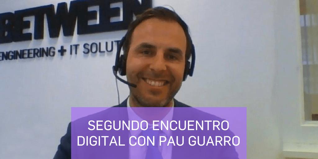 Segundo Encuentro Digital con invitadas especiales para hablar de crecimiento profesional en BETWEEN