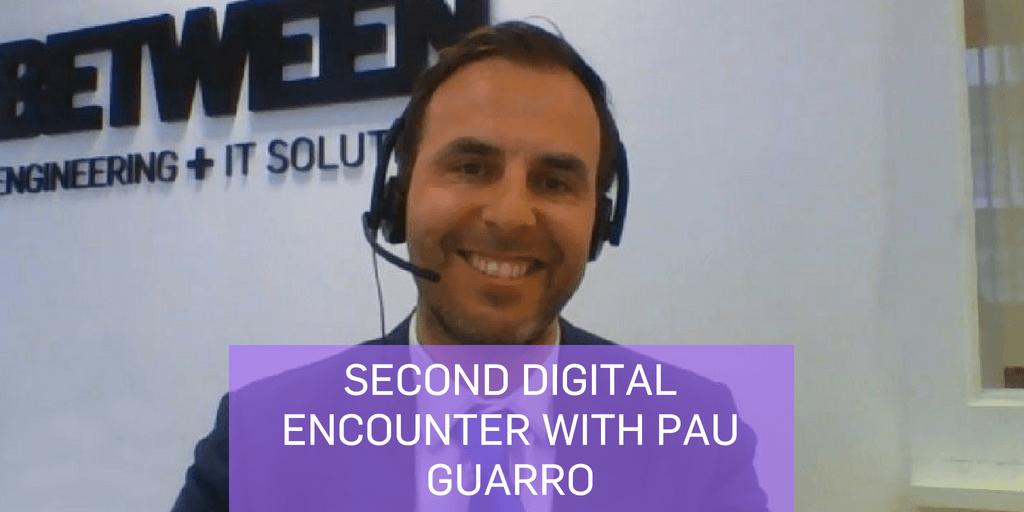 Second Digital Encounter with special guests for talking about professional growth at BETWEEN