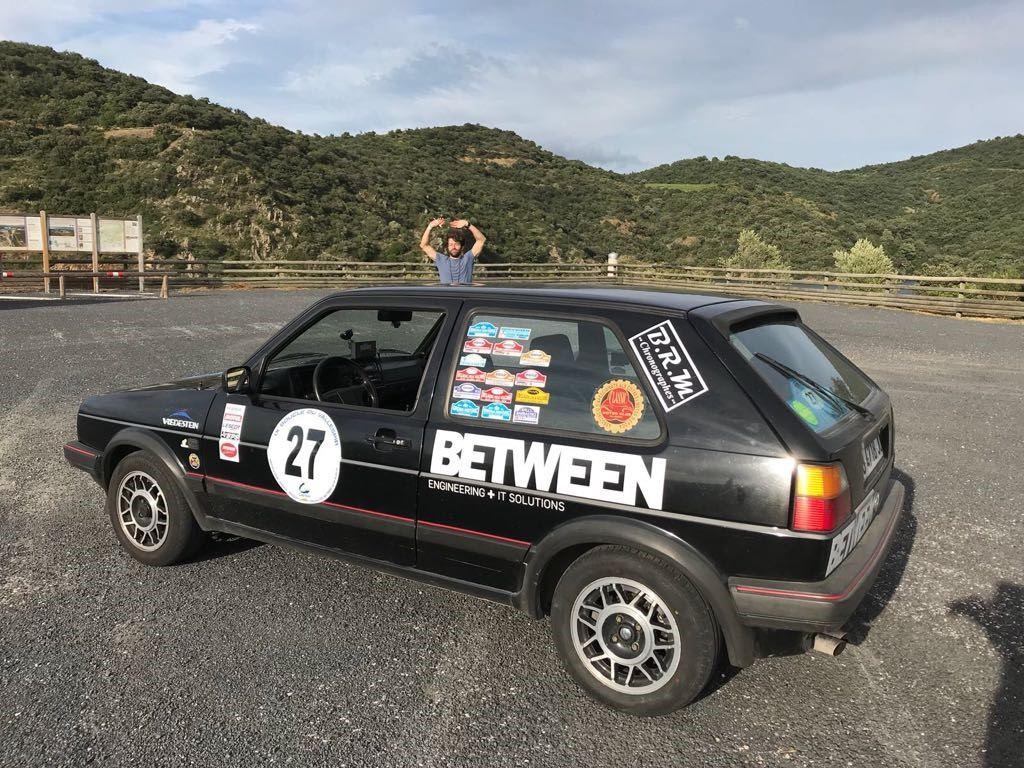 El BETWEEN Rally se traslada al sur de Francia en la tercera prueba