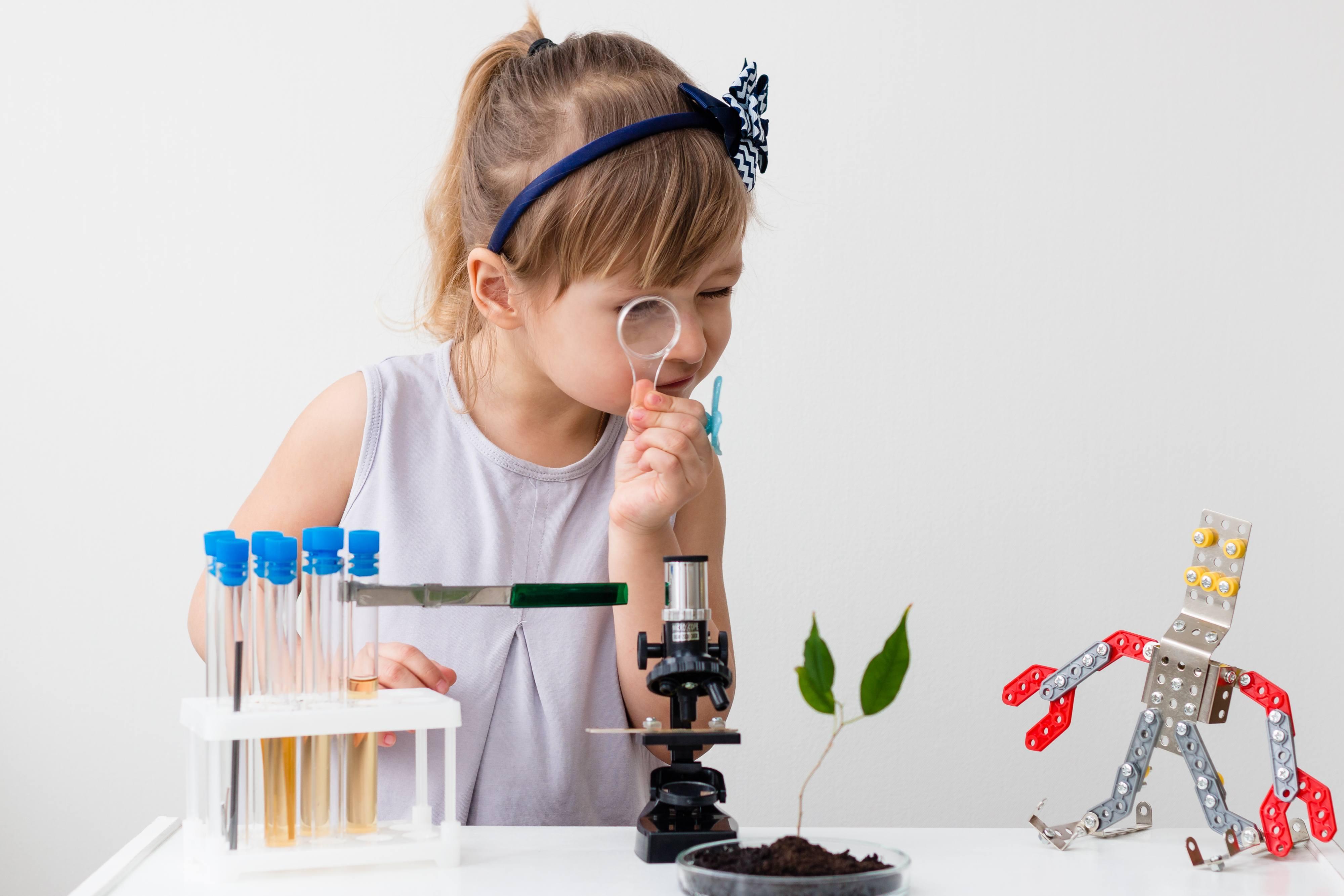 vocacion tecnologia niñas