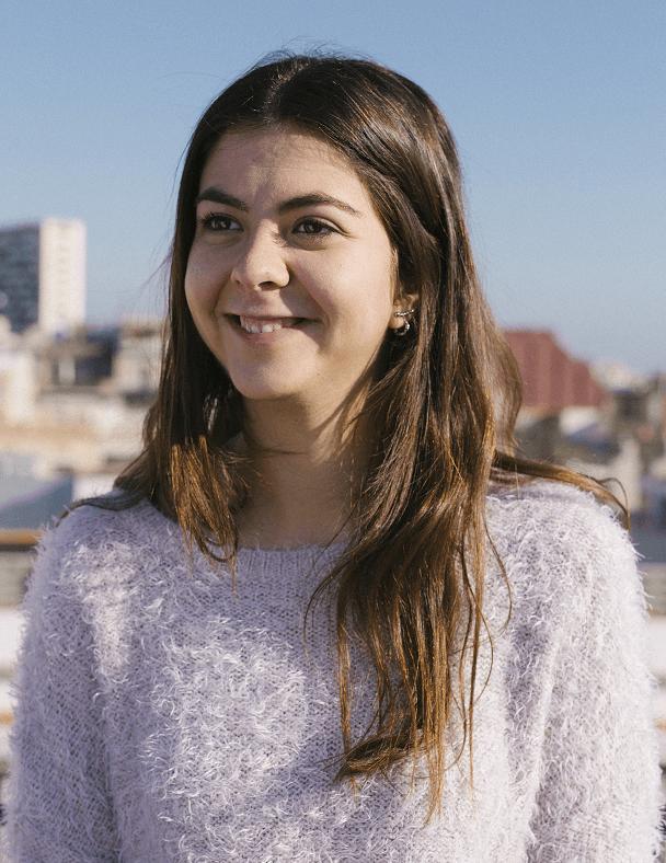 Mónica Manzanares, enginyera mecànica en BEWTEEN