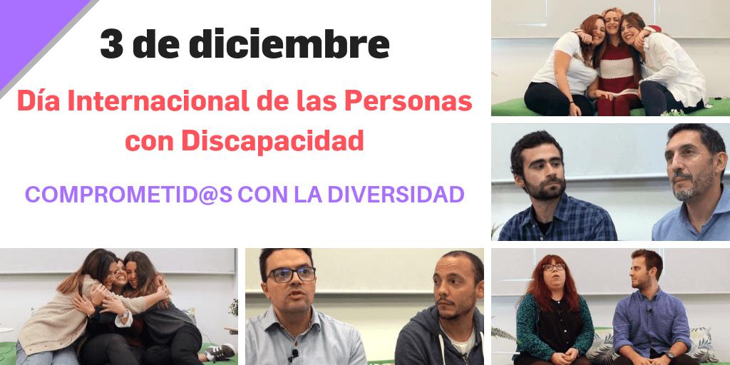 BETWEEN se suma al día Internacional de las Personas con Discapacidad