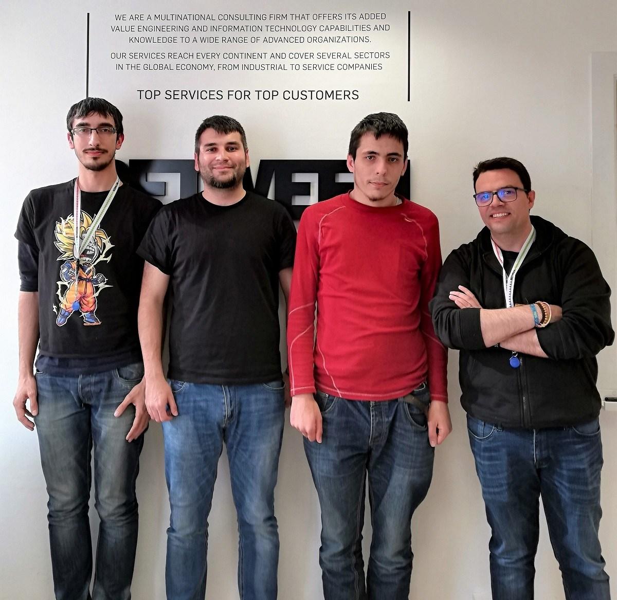 Datahack & BETWEEN – Rompiendo paradigmas