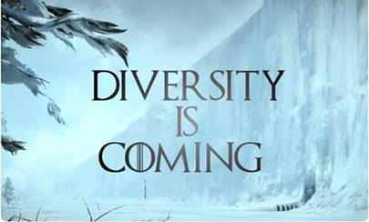 Game of Diversity wipes out inequality at BETWEEN