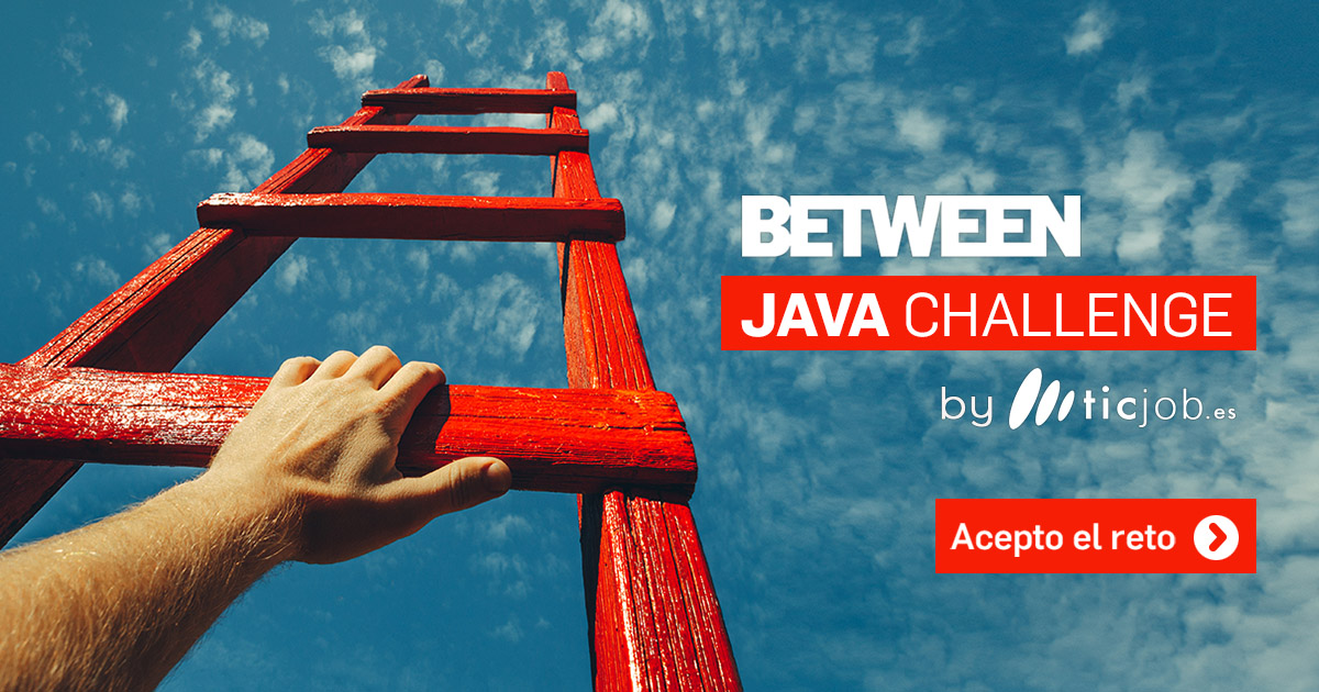 Between Java Challenge by Ticjob