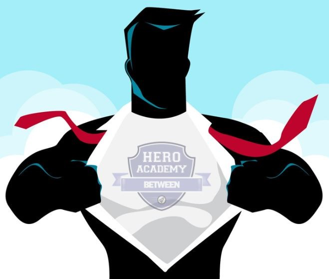 La BETWEEN HERO ACADEMY obre les portes!