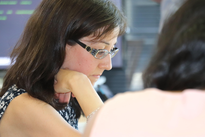 Una de las 4 mujeres finalistas del Between Java Challenge 2019