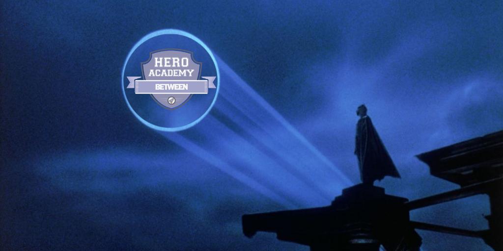 BETWEEN HERO ACADEMY